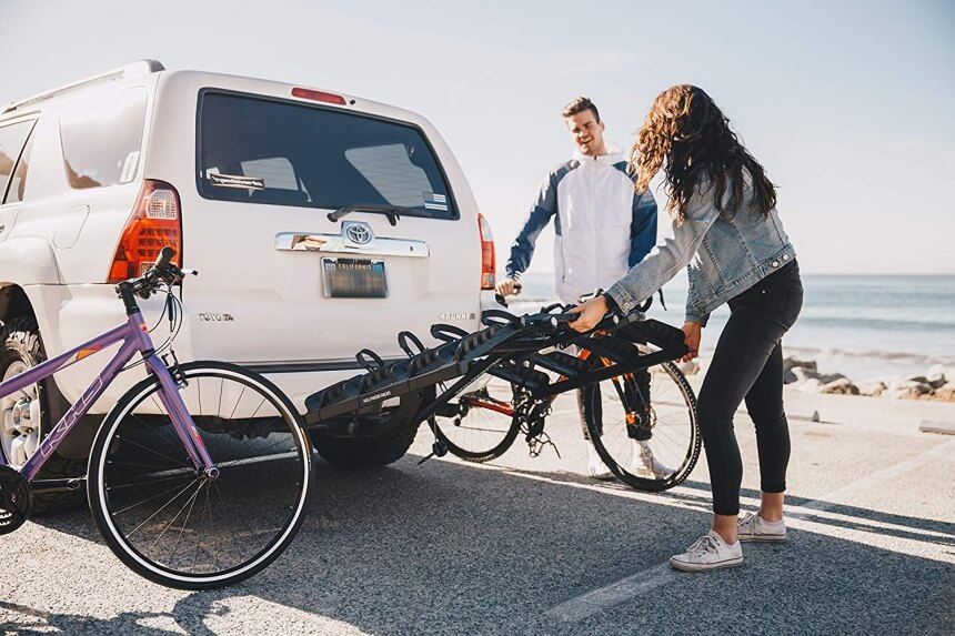9 Best 4 Bike Hitch Racks - No More Stress While Transporting Your Bikes
