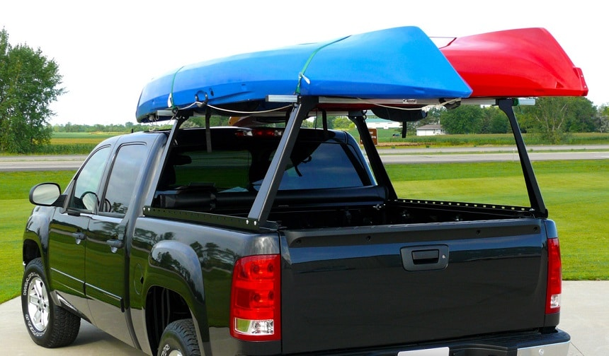 9 Best Kayak Racks for Trucks – Useful Tool For Easier Kayak Transporting!