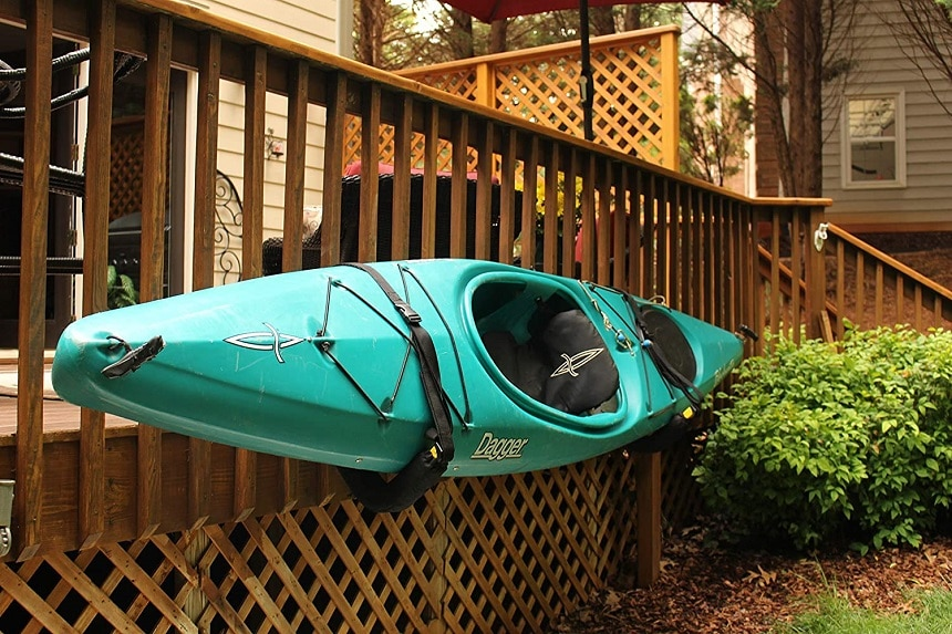 8 Awesome Kayak Storage Racks to Keep Your Boats Safe
