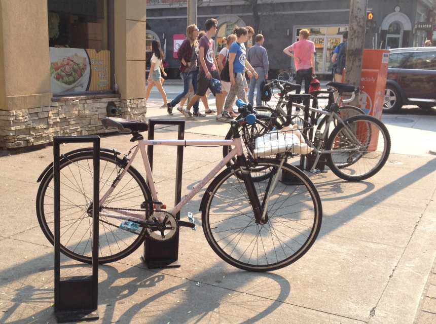 How to Lock a Bike Without a Rack - 15 Ways That Provide Safety
