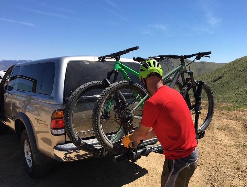 How to Lock Bike on Car Bike Rack in a Few Steps
